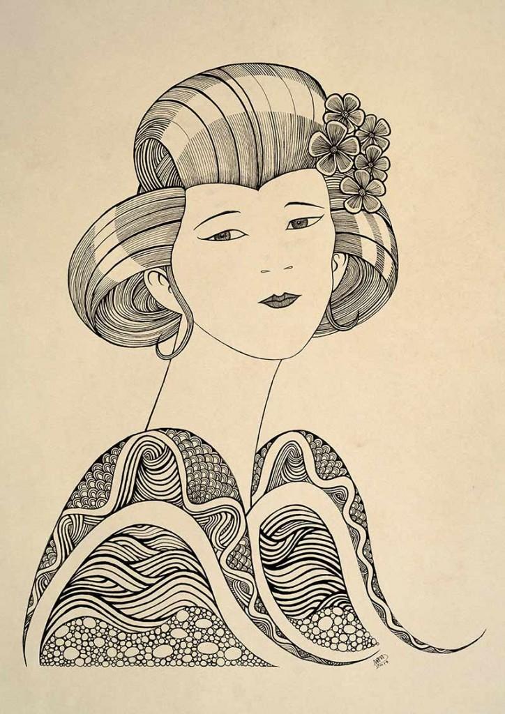 Haenyo Geisha